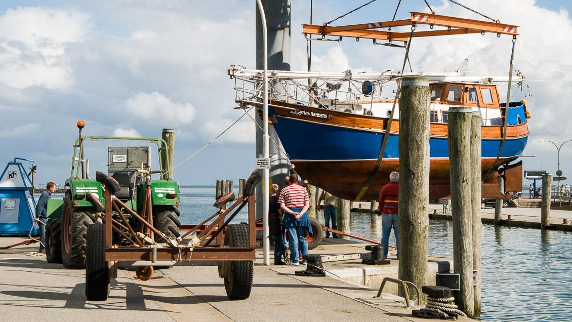 Föhr Wyk Hafen