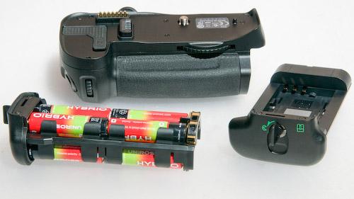 Batteriegriff Nikon D300 MB-D10