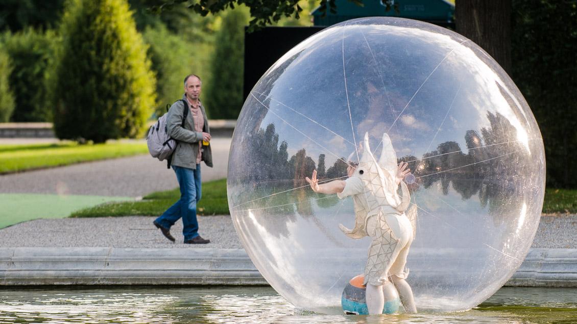 Kleines Fest im Großen Garten Hannover