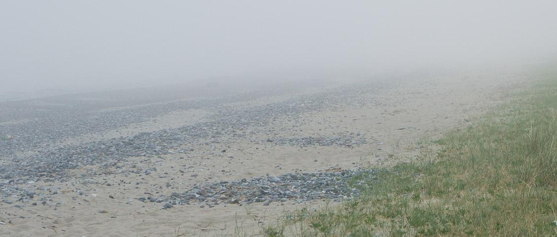 Rügen Nebel