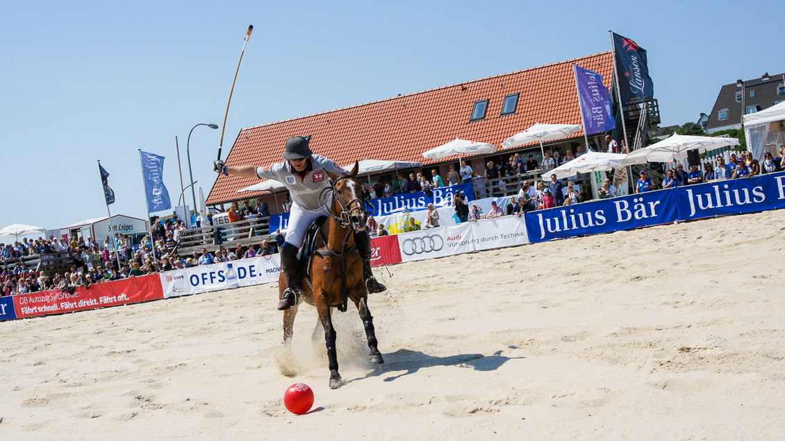 Beach Polo Hörnum Sylt