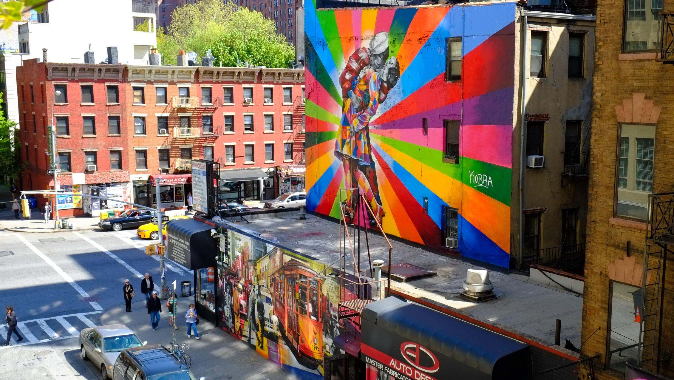 New York Highline Manhattan