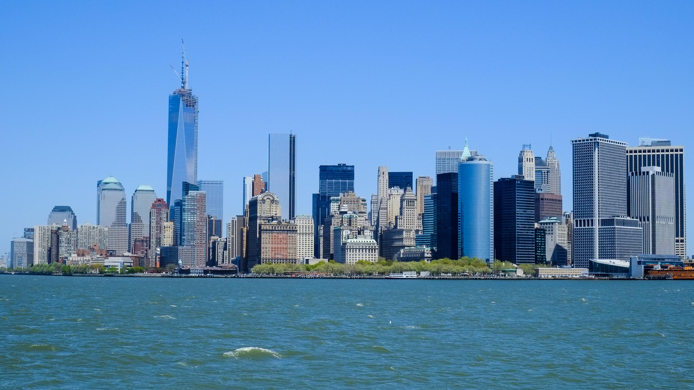 New York Manhattan Freedom Tower