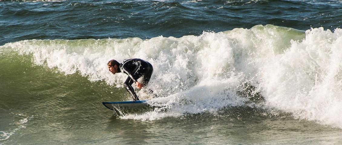 Sylt Westerland Surfen