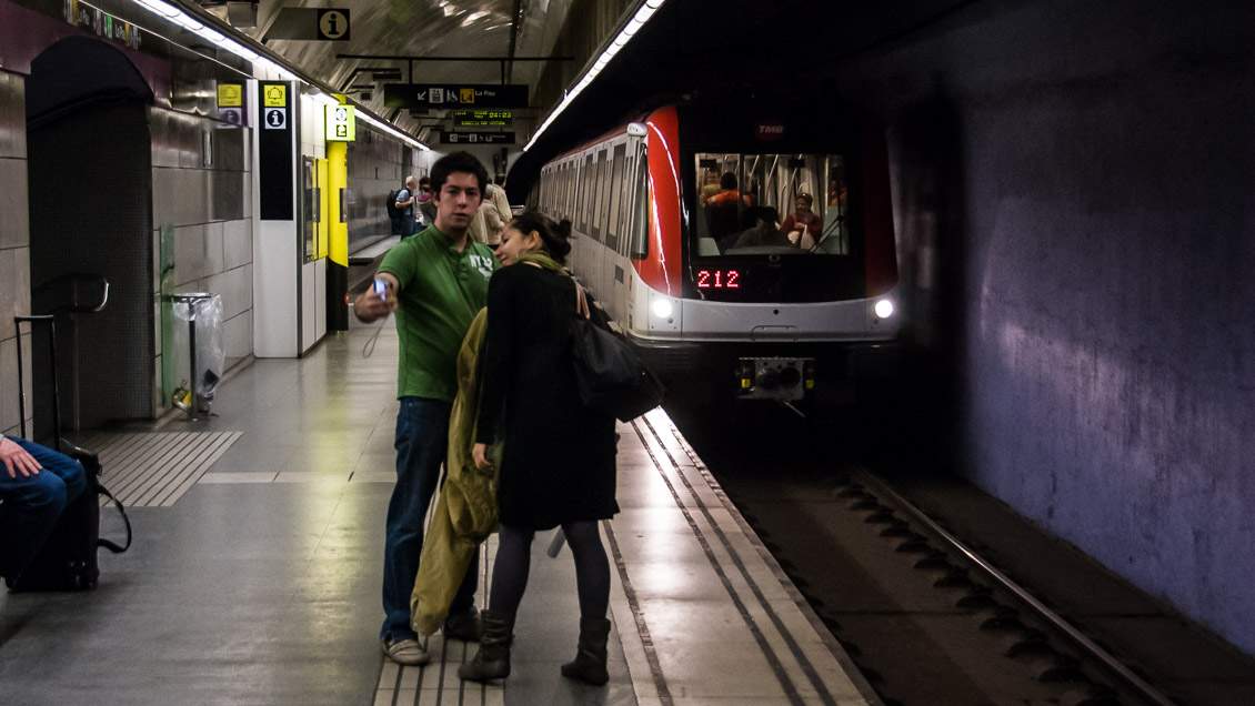 Barcelona U-Bahn