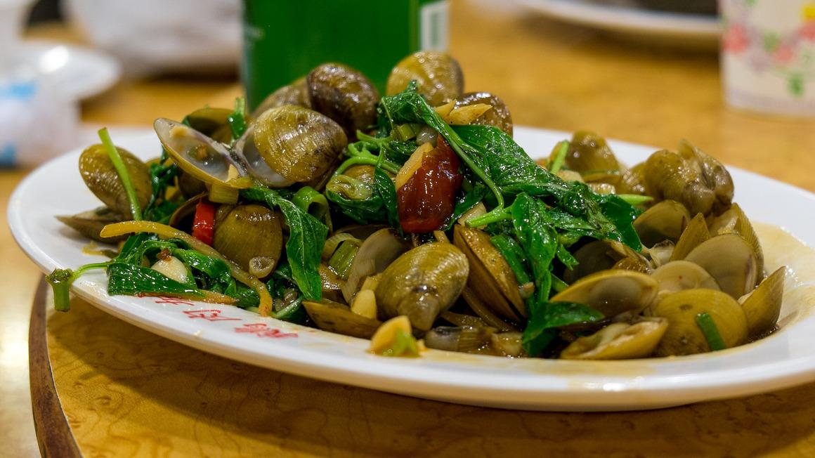 Taipeh Fischrestaurant