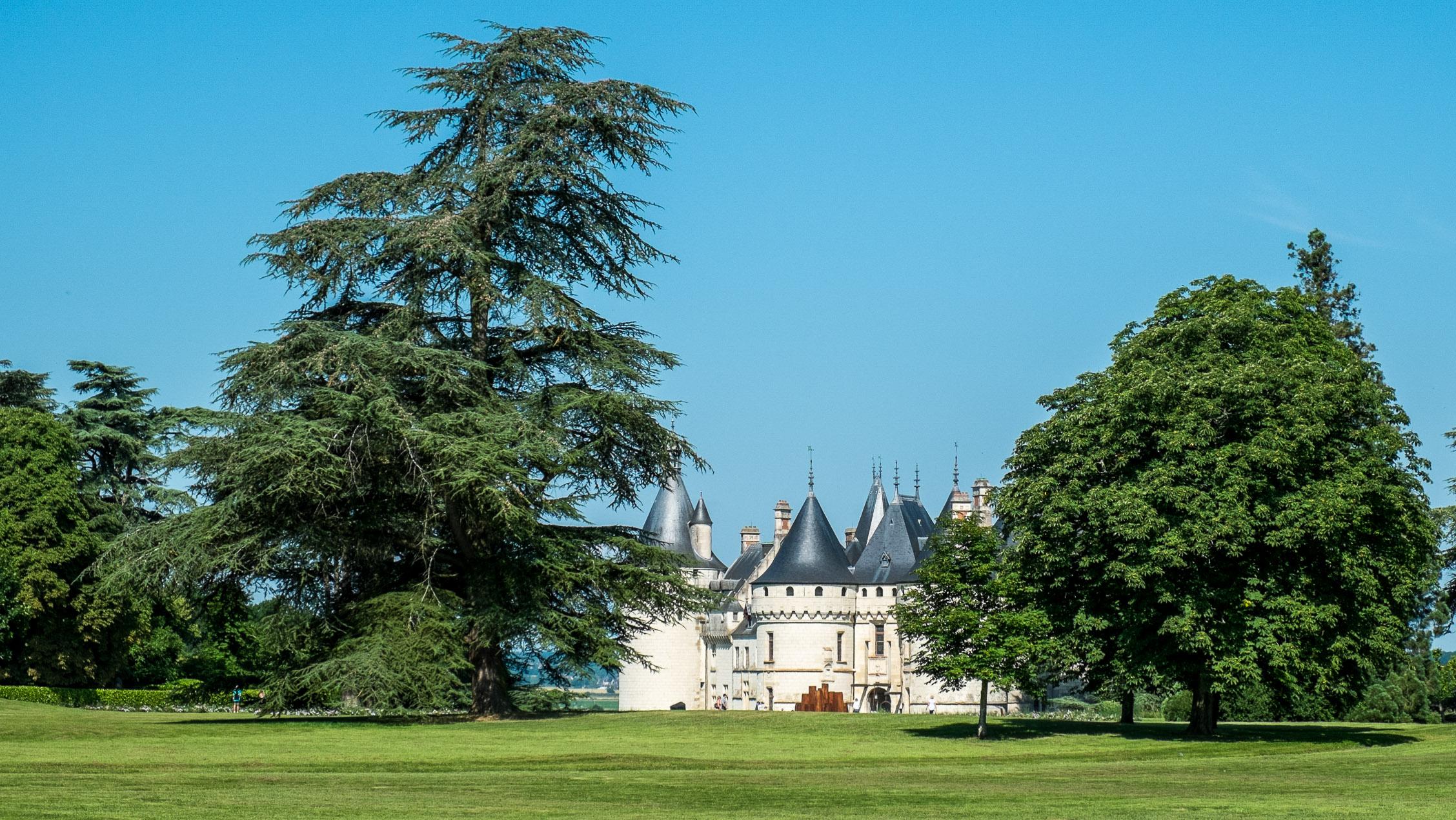Frankreich Loire Château Chaumont
