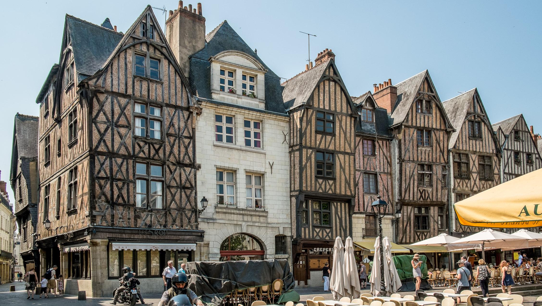 Frankreich Loire Tours