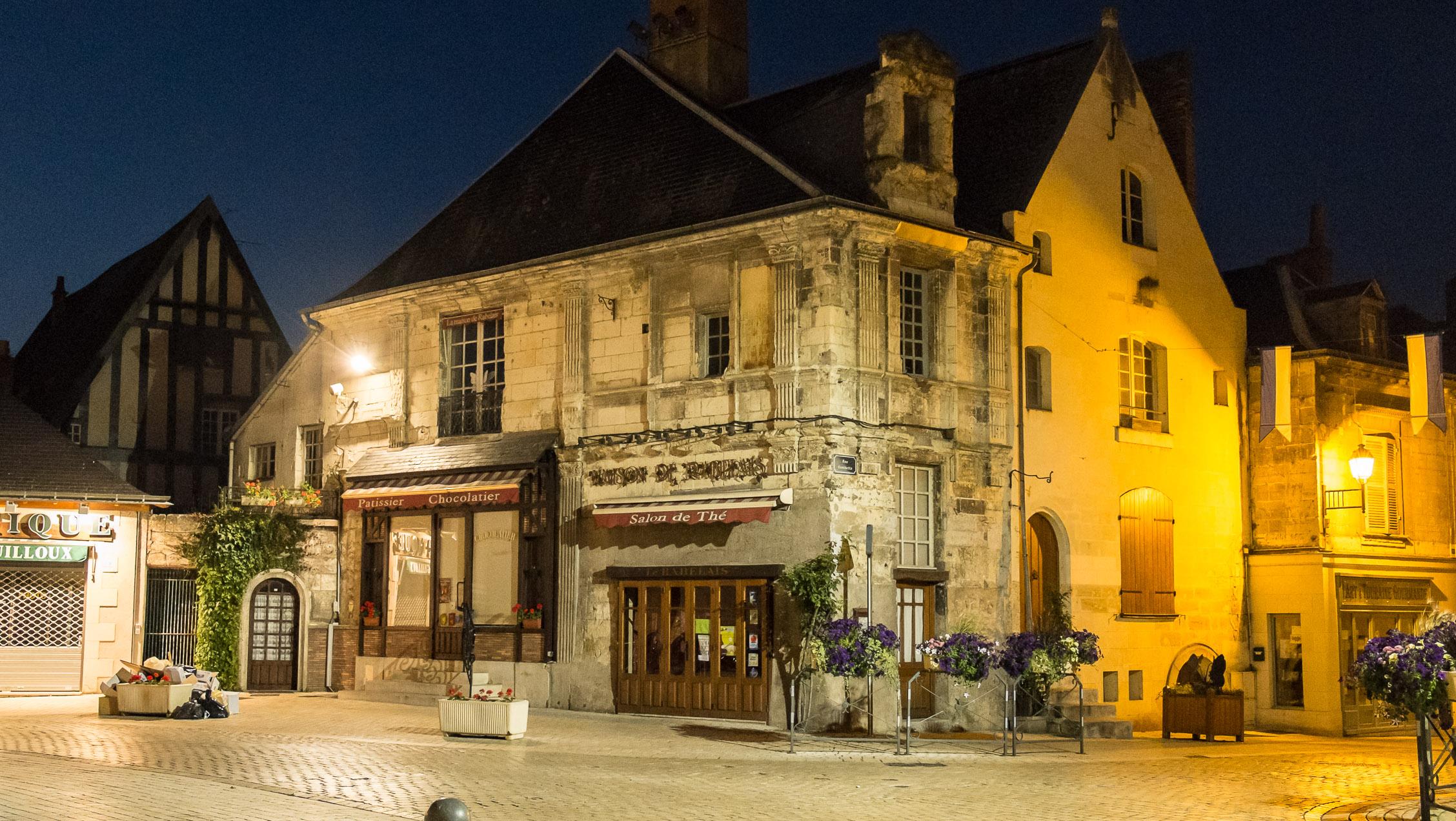 Frankreich Loire Château de Langeais