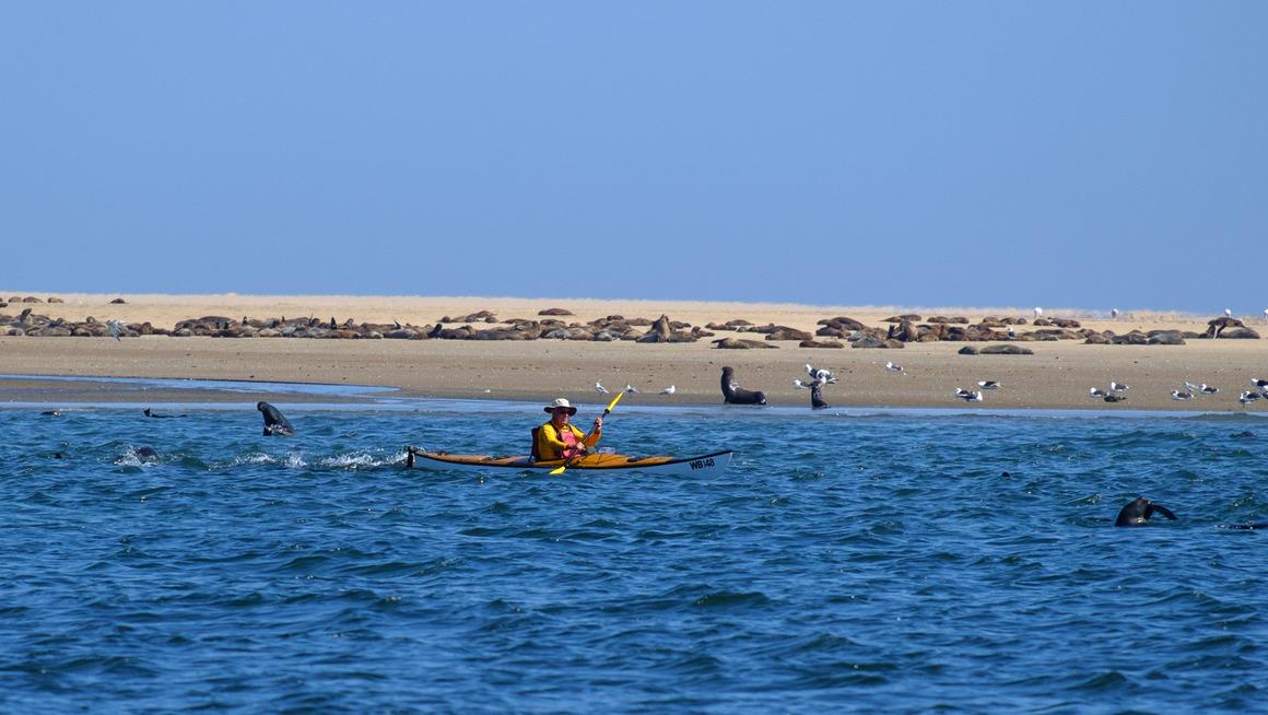 Namibia Walvis Bay