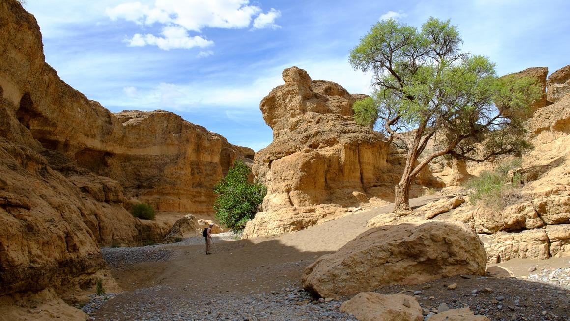 Namibia Sesriem Canyon