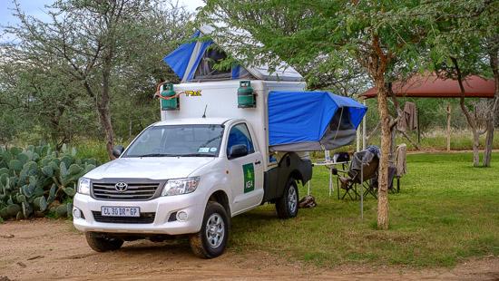 Namibia Camper Trax