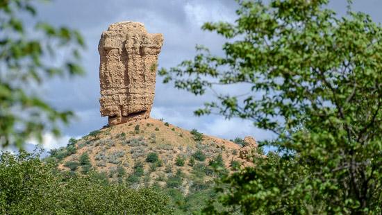 Namibia Fingerklippe