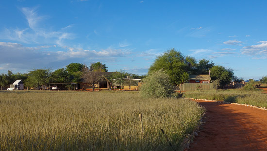Namibia Bagatelle Ranch