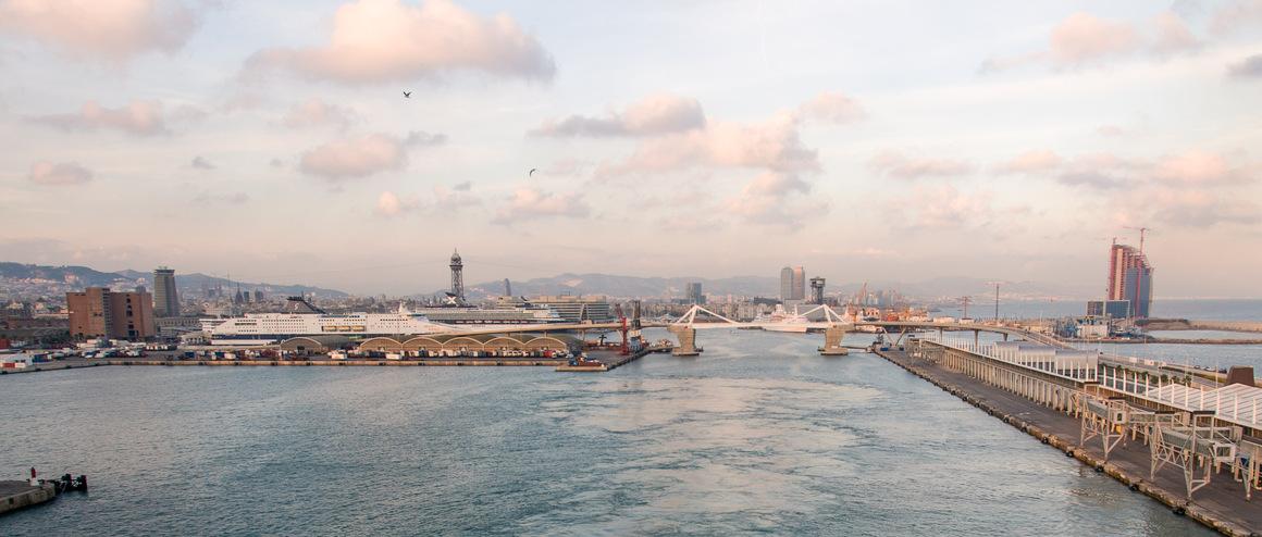 Kreuzfahrt Barcelona