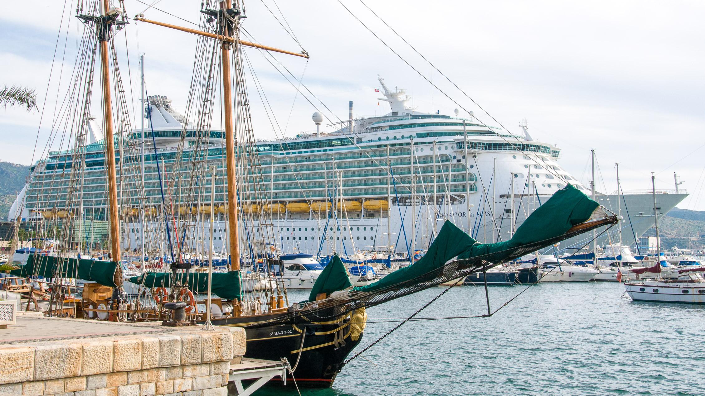 Kreuzfahrt Navigator of the Seas Cartagena