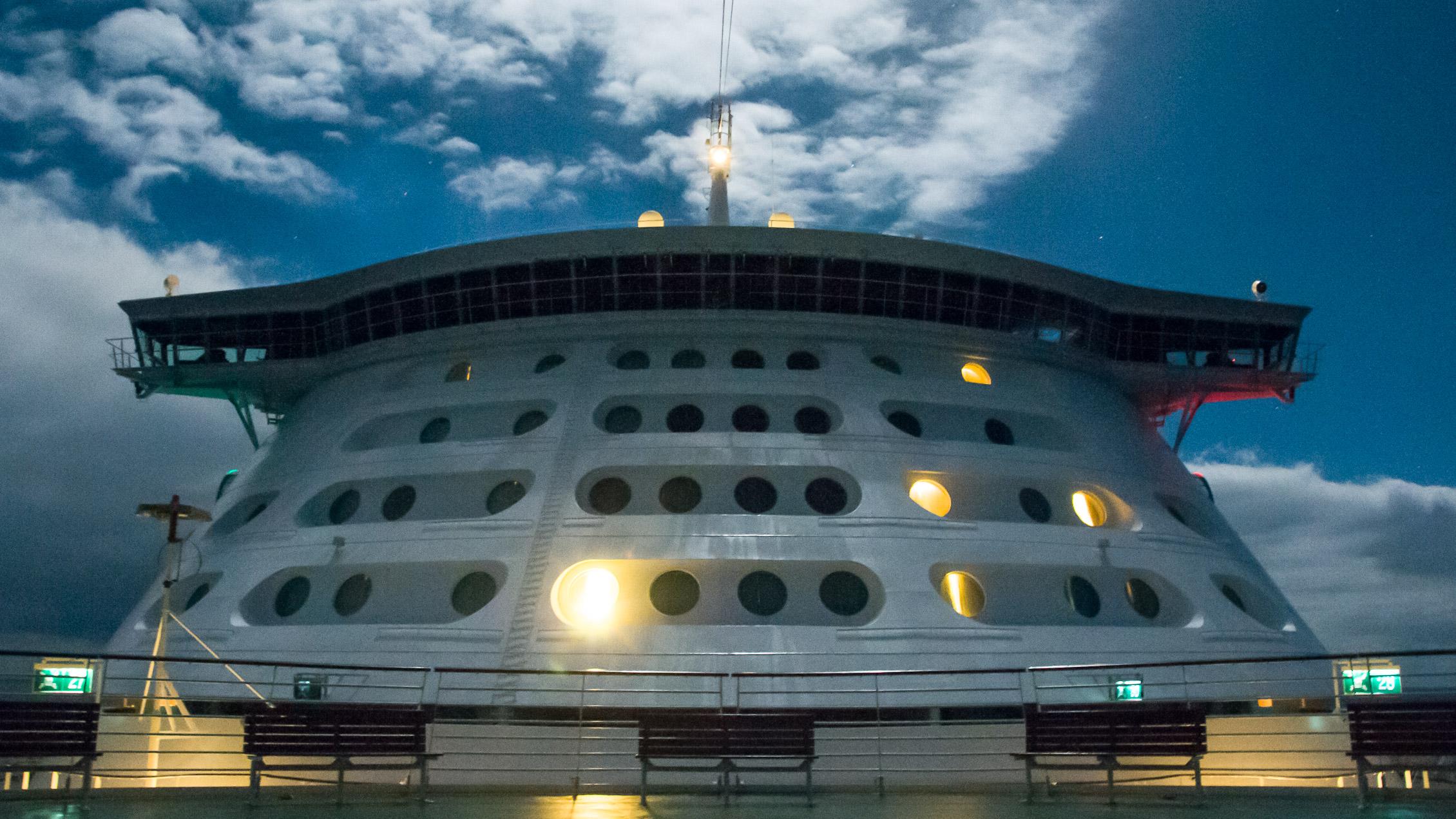 Kreuzfahrt Navigator of the Seas