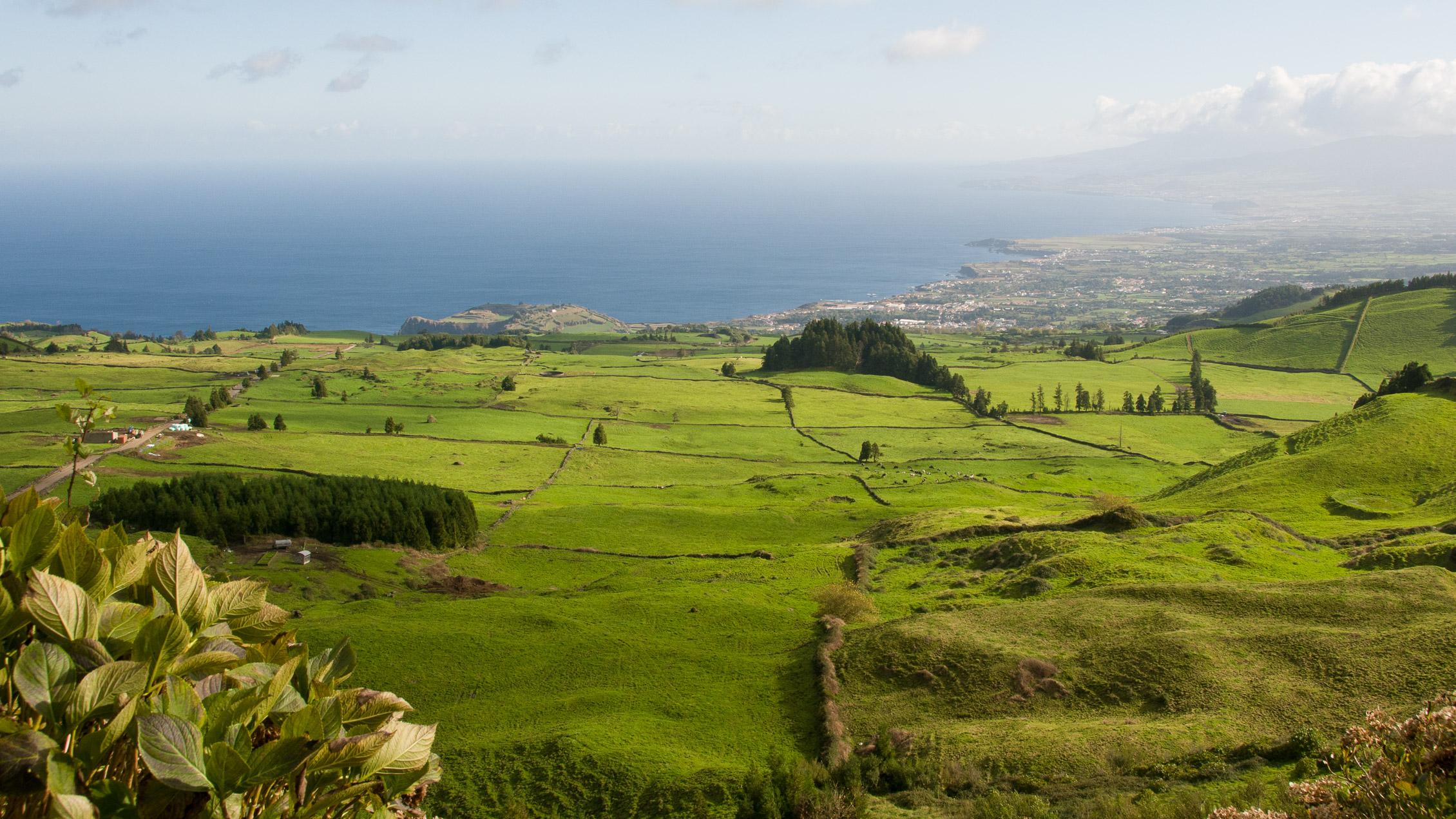 Kreuzfahrt Azoren