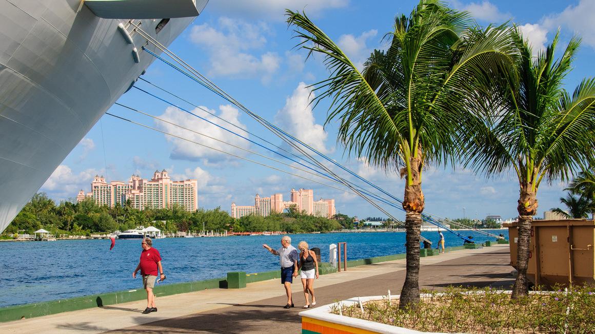 Kreuzfahrt Nassau Bahamas