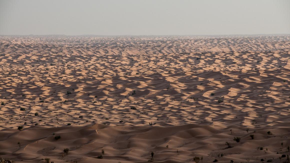 Sahara Tunesien Wüste