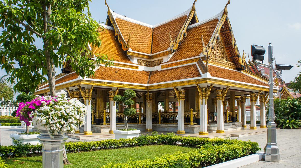 Thailand Bangkok Tempel