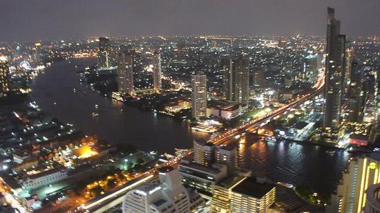 Thailand Bangkok Sky Bar