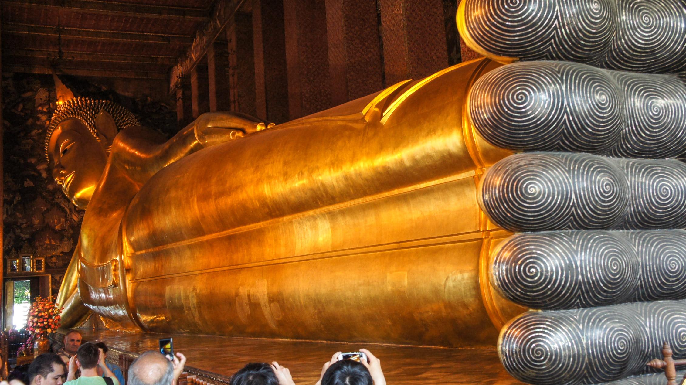 Thailand Bangkok Wat Pho
