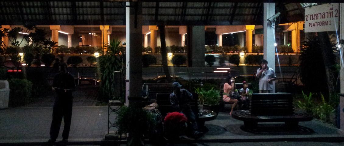 Thailand Nachtzug Chiang Mai