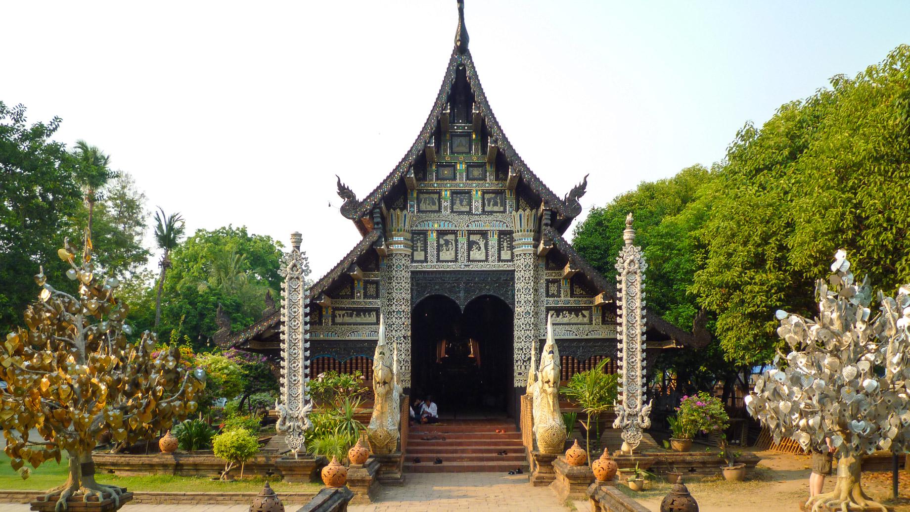 Wat Lok Mo Li Chiang Mai Thailand