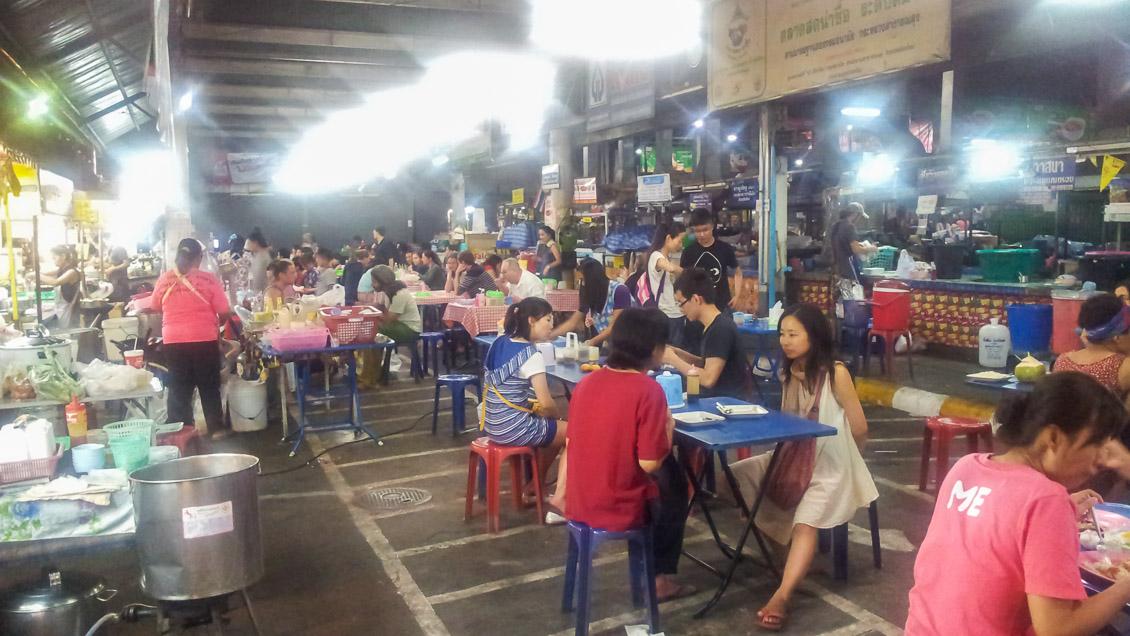 Thailand Chiang Mai Night Market