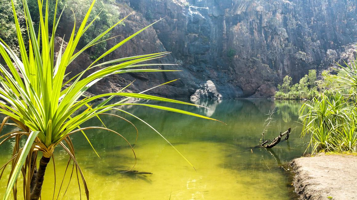 Australien Kakadu Gunlom