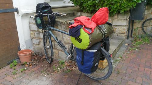 Rad und Zelt: Urlaub entspannt und unabhängig